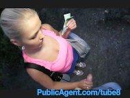 PublicAgent Russian blond...