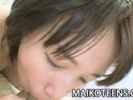 Japanese teen Natsuko Osa...