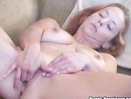 Blonde hottie Gabriella f...