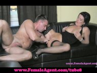 FemaleAgent. Arrogant aud...