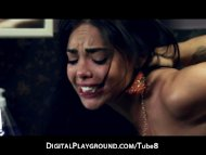 Cheating Latina wife is f...