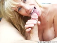 Hot MILF Olivia Parrish t...