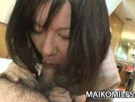 Mature Japanese Makiko Na...