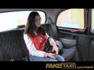FakeTaxi Stunning thief p...