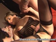 Amateur tranny blowjobs a...
