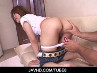 Japanese chick Aya Sakura...