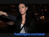 PublicAgent Dark haired s...