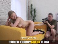 Tricky Agent - Her first ...