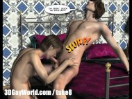 Gay hooker walk: 3D Gay C...