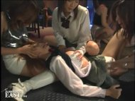Japanese FemDom Party Gro...