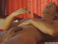 Erotic Self-Touching Video