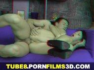 Porn Films 3D - Hot babe ...
