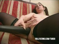 Cute Teen Pussy Swallow H...