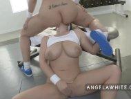 Busty Angela White and Bi...
