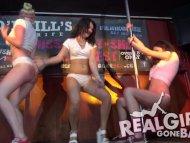 Sexy English girls strip ...
