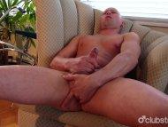 Bald Straight Guy Rob Mas...