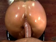 AMAZING SEXY OILED ASS GE...