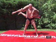 Wrestlehard gay wrestling...