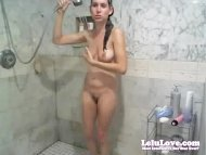 Lelu LoveWEBCAM Shower Sh...