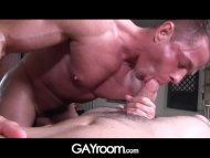 GayRoom older masseur rub...