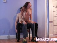 Lelu LoveNaked Lap Dance ...