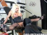 Ashlee Chambers Big Clit...
