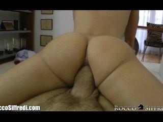 EXCLUSIVE: RoccoSiffredi Gina Gerson Tight Ass Makes Rocco Cum