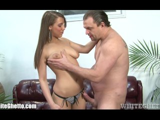 WhiteGhetto Step Dad Fucks Teen Daughter