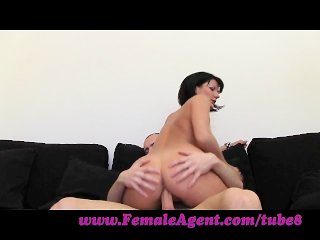 FemaleAgent. Satisfaction guaranteed