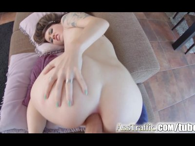 Porno Video of Ass Traffic Misha Cross Deep Anal With Huge Gapes And Cum Swallowing